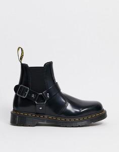 Черные ботинки челси Dr Martens Wincox-Черный