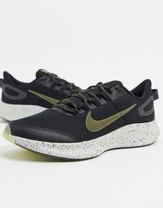 Черные кроссовки Nike Running All Day 2 SE-Черный