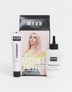 Тоник для волос с розовым оттенком BLEACH LONDON-Бесцветный