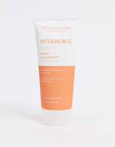 Очищающее средство для тела с витамином C Revolution-Бесцветный