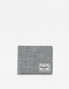 Серый бумажник с RFID-защитой Herschel Supply Co