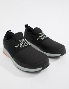 Черные ботинки The North Face-Черный