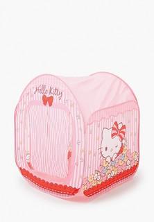 """Палатка ЯиГрушка """"Hello Kitty"""" 80*80*95 см. самораскладывающаяся"""