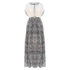 Платье-макси Lanvin