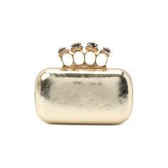Клатч Jewelled Four Ring Alexander McQueen