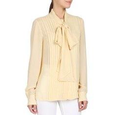 Рубашка №21 G053 светло-желтый