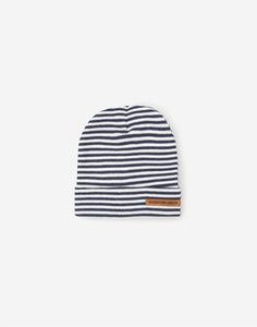 Полосатая шапка для мальчика Gloria Jeans