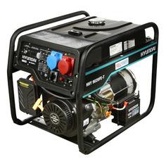 Бензиновый генератор HYUNDAI HHY 9020FE-T, 380/220/12 В, 6.5кВт