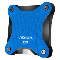 "SSD накопитель A-DATA SD600Q ASD600Q-480GU31-CBL 480ГБ, 1.8"", USB 3.0"