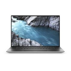 "Ультрабук DELL XPS 17, 17"", Intel Core i7 10750H 2.6ГГц, 16ГБ, 1ТБ SSD, NVIDIA GeForce GTX 1650 Ti MAX Q - 4096 Мб, Windows 10, 9700-7281, серебристый"
