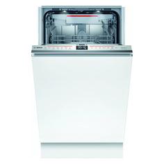 Встраиваемые посудомоечные машины Посудомоечная машина узкая BOSCH SPV6HMX5MR