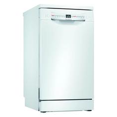 Посудомоечная машина BOSCH SPS2HMW4FR, узкая, белая