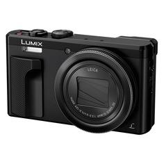 Цифровые фотоаппараты Цифровой фотоаппарат PANASONIC Lumix DMC-TZ80EE-K, черный