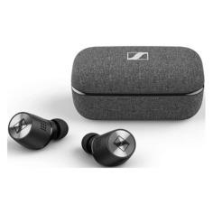 Наушники с микрофоном SENNHEISER Momentum True Wireless M3IETW2, Bluetooth, вкладыши, черный [508674]