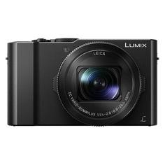 Цифровой фотоаппарат PANASONIC Lumix DMC-LX15EE-K, черный