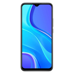 Смартфон XIAOMI Redmi 9 64Gb, серый