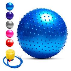 Мяч массажный Smarterra SMSP0138 ф.:круглый