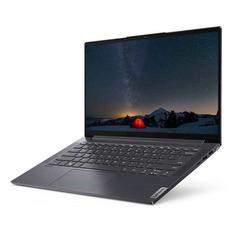 "Ноутбук LENOVO Yoga Slim7 14ARE05, 14"", IPS, AMD Ryzen 7 4700U 2.0ГГц, 16ГБ, 512ГБ SSD, AMD Radeon , Windows 10, 82A2006QRU, серый"