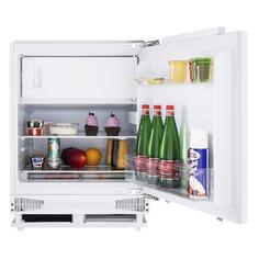 Встраиваемый холодильник MAUNFELD MBF88SW белый