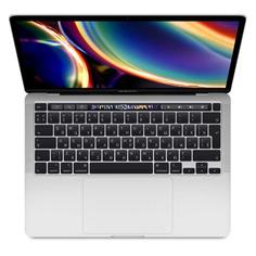 "Ноутбук APPLE MacBook Pro 13.3"", IPS, Intel Core i7 2.3ГГц, 32ГБ, 2ТБ SSD, Intel Iris Plus graphics , Mac OS, Z0Y9000FN, серебристый"
