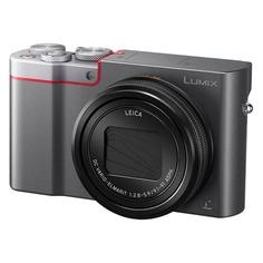 Цифровой фотоаппарат PANASONIC Lumix DMC-TZ100EES, черный