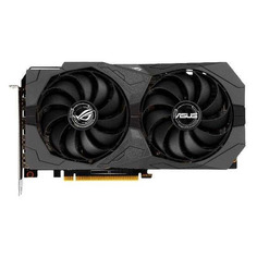 Видеокарта ASUS NVIDIA GeForce GTX 1650 , ROG-STRIX-GTX1650-4GD6-GAMING, 4ГБ, GDDR6, Ret