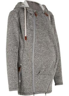 Куртка из флиса для беременных Bonprix