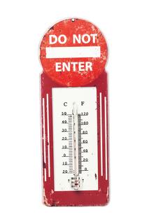 Термометр декоративный Kare