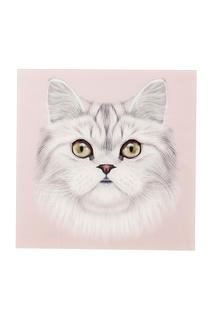 Картина Cat 60х60 см Kare