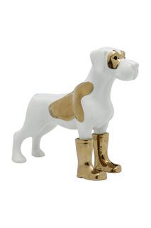 Статуэтка Dog in Boots Kare
