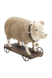 Статуэтка Pig Kare