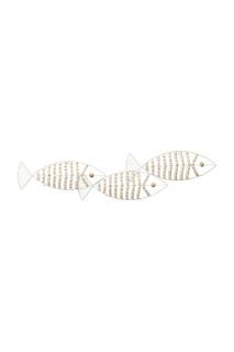 Вешалка настенная Pesce Kare