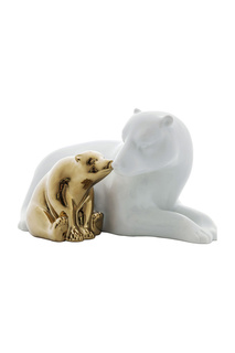 Статуэтка Ice Bear Love Kare