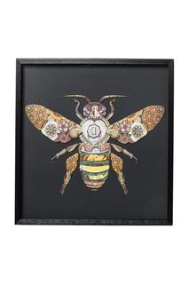 Картина в рамке Bee 60х60 см Kare