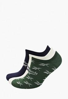 Комплект Reebok Classic CL FO Invisible Sock 3P