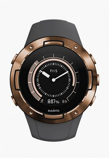Часы GPS Suunto SUUNTO 5 Graphite Copper LTD