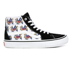Обувь для скейтбординга Кеды Skate Wolf Sk8-Hi Pro Vans