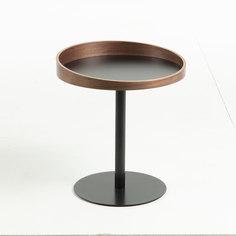 Столик karlin (la forma) коричневый 51 см.