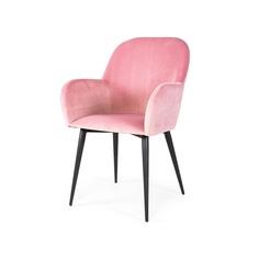 Полукресло humble (desondo) розовый 58x90x56 см.