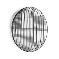 Настенное панно carisa (la forma) черный