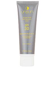 Тонированный солнцезащитный крем mineral tinted - UnSun Cosmetics