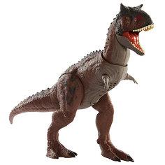 Фигурка динозавра Jurassic World Карнотавр Торо Mattel