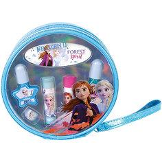 Детская декоративная косметика Markwins Frozen Для губ и ногтей
