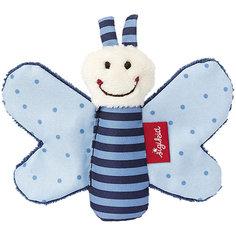 Игрушка-хваталка для малыша Sigikid, Голубая Бабочка, коллекция Красные Звезды, 12 см