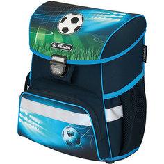 Ранец Herlitz Loop Soccer, без наполнения