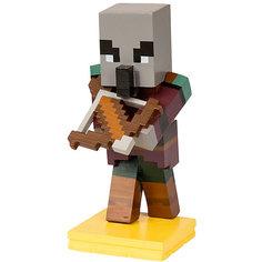 Фигурка Minecraft Adventure figures Pillager 4 серия, 10 см