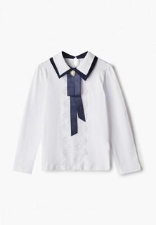 Блуза Соль&Перец с брошью