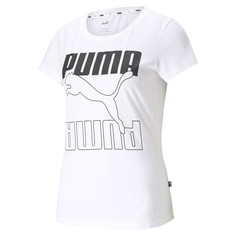 Футболка Rebel Graphic Tee Puma