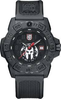 Швейцарские мужские часы в коллекции Collaborations Мужские часы Luminox XS.3501.SPARTAN