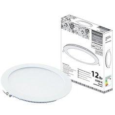 Светильник встраиваемый TDM Electric СВО SQ0329-0242 белый, 6500 К